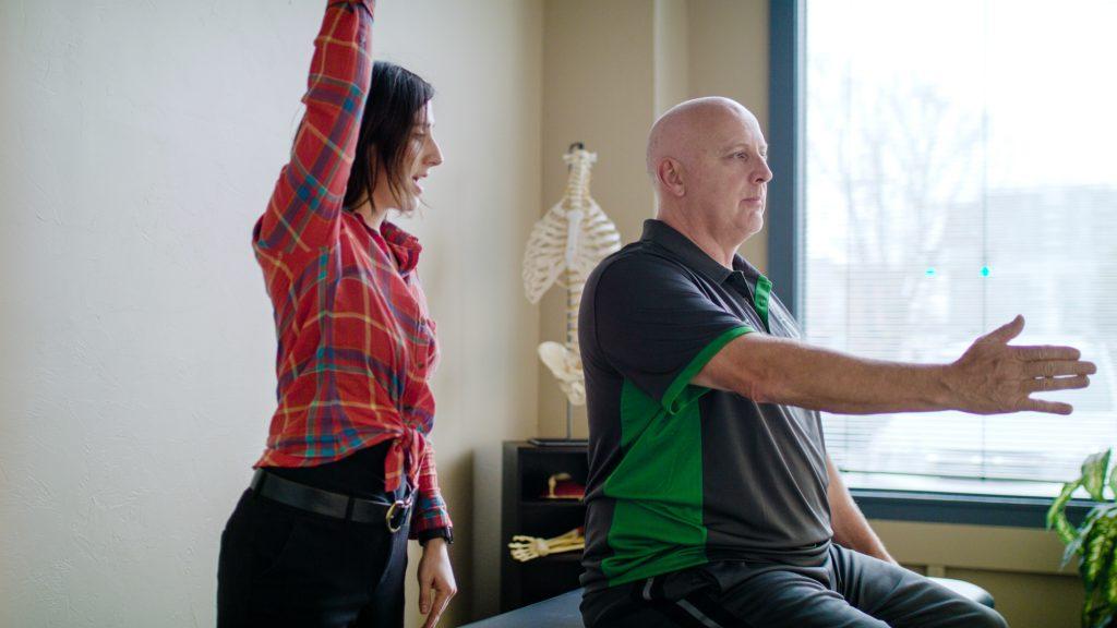 Eugene Physical Therapist