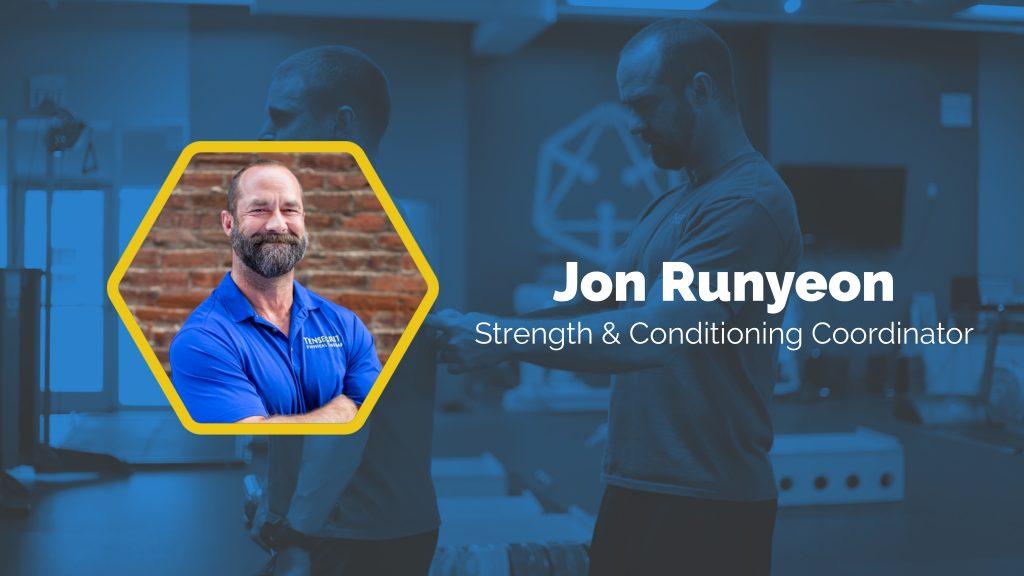 Strength Coach Eugene